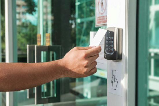 Installation contrôle d'accès